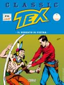 Il deserto di pietra - Tex Classic 80 cover