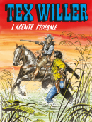 L'agente federale - Tex Willer 18 cover