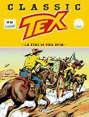La fine di una spia - Tex Classic 82 cover