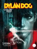 Delitti e castighi - Dylan Dog Color Fest 33 cover