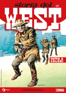 L'ultimo duello - Storia del West 15 cover