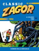 I demoni della boscaglia - Zagor Classic 16 cover