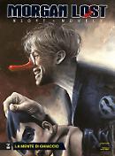 La mente di ghiaccio - Morgan Lost Night Novels 08 cover