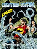 Creatura d'acqua - Zagor 662 cover