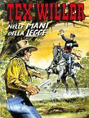 Nelle mani della legge - Tex Willer 23 cover