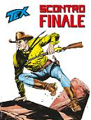 Scontro finale - Tex 719 cover