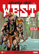 Acque morte - Storia del West 19 cover