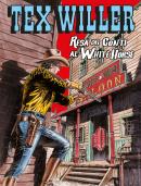 Resa dei conti al White Horse - Tex Willer 25 cover