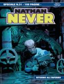 Ritorno all'inferno - Speciale Nathan Never 31 cover