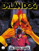 Una pessima annata - Dylan Dog 412 cover