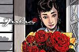 Rose rosse per Julia