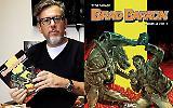 Ecco il secondo omnibus autografato di Brad Barron!