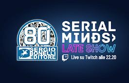 Vincenzo Sarno a Serial Minds