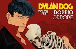 Doppio orrore a colori per Dylan Dog