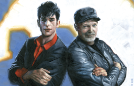 Dylan Dog incontra le canzoni di Vasco!