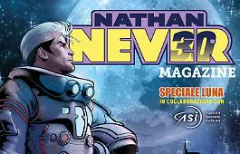 Nathan Never verso il cosmo!