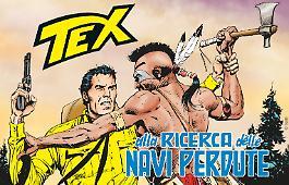 Tex e il Passaggio a Nordovest