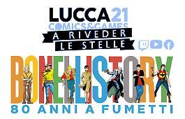 Sergio Bonelli Editore a Lucca!