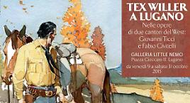 Tex Willer a Lugano!