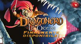Dragonero - Le origini: finalmente disponibile!