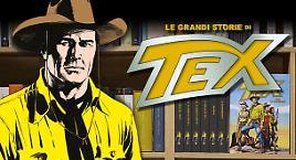 Arriva Le grandi storie di Tex!