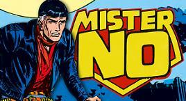 Arrivano gli ebook di Mister No!