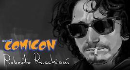 Roberto Recchioni Magister di Comicon 2017!