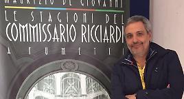 Il commissario Ricciardi a fumetti!