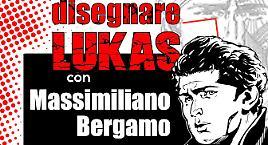 Workshop sul fumetto con Massimiliano Bergamo