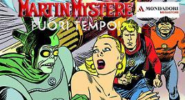 Martin Mystère al Mondadori Megastore!