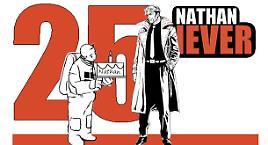 Lo Spazio Bianco festeggia venticinque anni di Nathan Never!