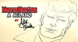 Martin Mystère a Milano by Alex Dante!