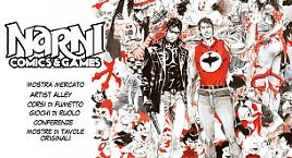 Narni Comics & Games 2016!