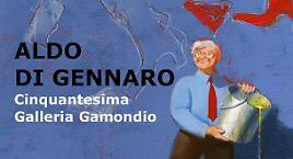 L'arte di Aldo Di Gennaro in mostra!