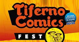 Nathan e gli altri a Tiferno Comics!