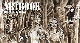 L'artbook di Roberto Diso!