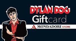 Mondadori: la Gift Card di Dylan Dog!