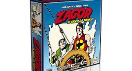 Zagor: il gioco da tavolo!