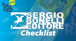 La checklist bonelliana!