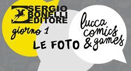 Lucca 2016 - Gallery Giorno 1