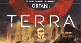 Orfani: Terra 1, l'edizione incentive per le fumetterie!