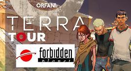 Orfani: Terra Tour. Terzo appuntamento: Roma!