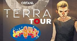 Tour evento di Sergio Bonelli Editore per Orfani: Terra. Prima tappa: Milano!