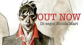 I Di-segni di Nicola Mari a Milano