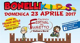 I Bonelli Kids a Piacenza