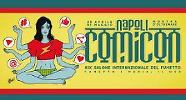 Ritorno a Napoli Comicon!