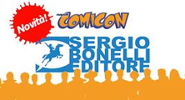 Volumi e albi in anteprima al Comicon!