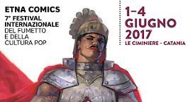 La presentazione di Cico a Etna Comics