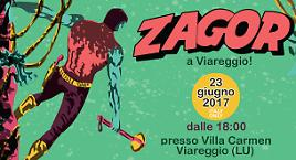I progetti di Zagor a Viareggio