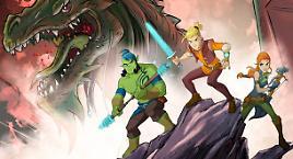 Dragonero al Cartoon Forum